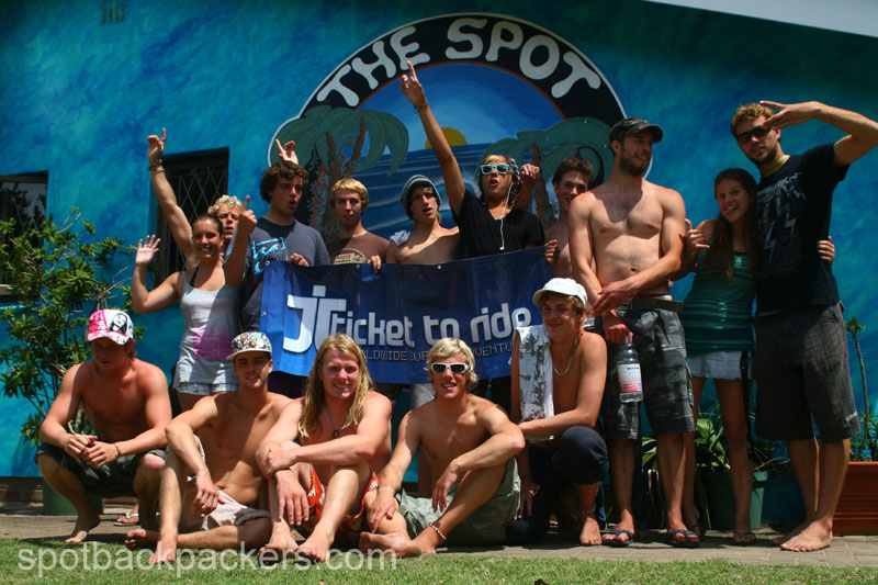 The Spot Backpackers